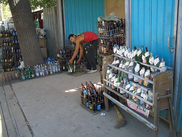 Idee Per Decorare Bottiglie Di Vetro Innatia It
