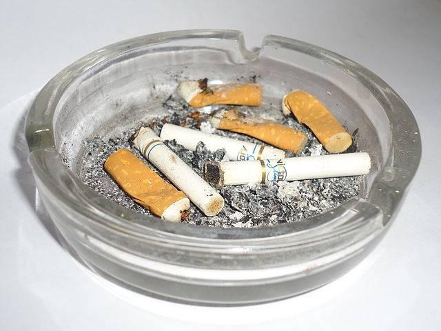 Fumagem de tratamento em