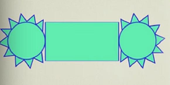 Cilindro Para Montar Em Papelão, Cartolina Ou Papel