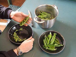Como cozinhar as ervilhas for Como cocinar habas secas