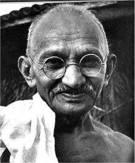 Frases, citas y reflexiones de Mahatma Gandhi