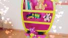 Mueble infantil de cartón