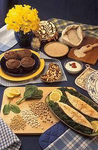 Alimentos contra los calambres