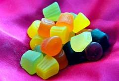 chucheria de gelatina