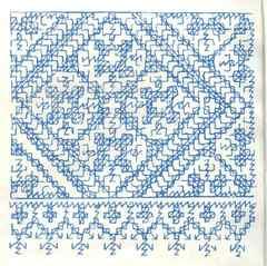 Diseño de punto marroquí