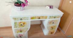 Mueble de cartón