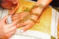 Tatuar con henna