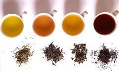 Mezclas de té