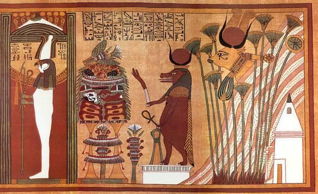 o signo da deusa hathor no horóscopo egípcio innatia com
