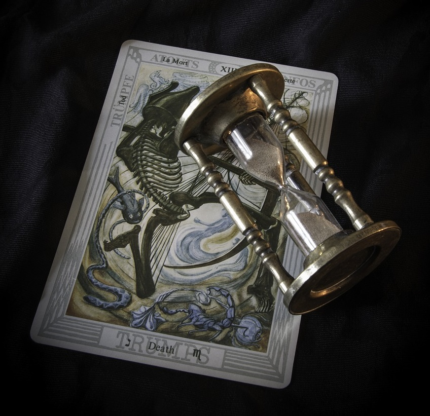 tarot significado la muerte