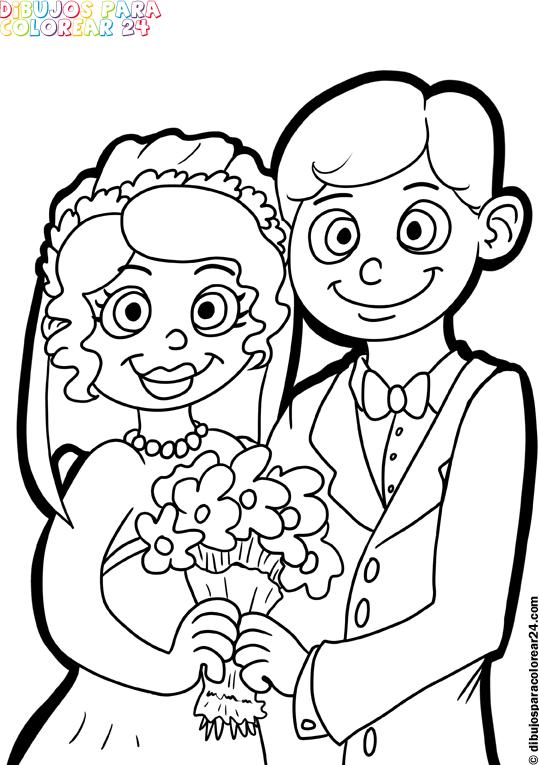 spesso 5 disegni divertenti di fidanzati per inviti di matrimonio  AV42