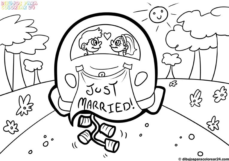 Eccezionale 5 disegni divertenti di fidanzati per inviti di matrimonio  LV87