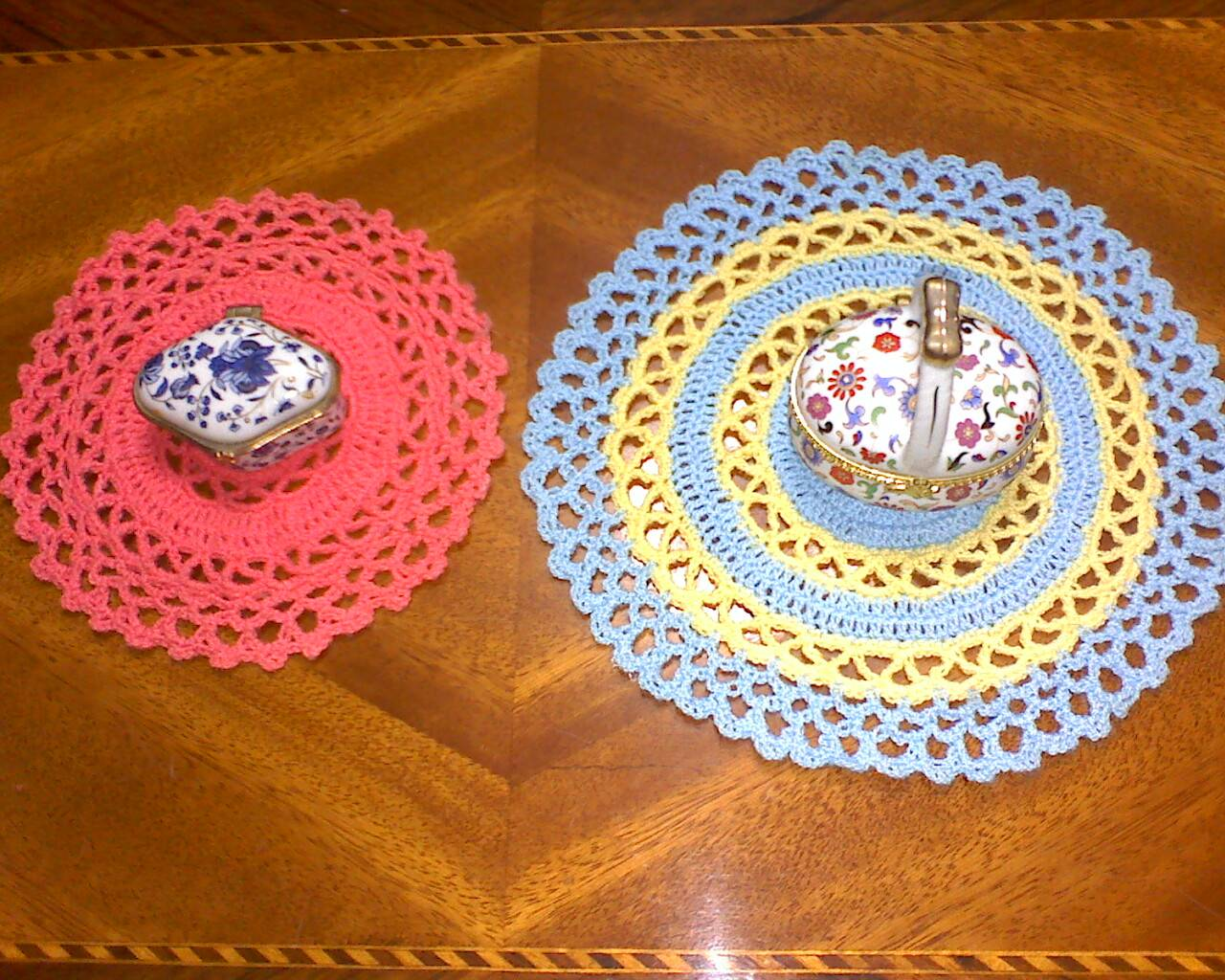 Come cucire tappeti semplici alluncinetto - Innatia.it